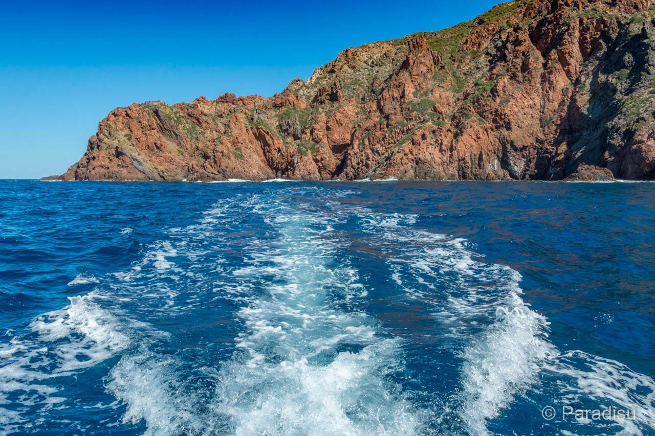 Bootsausflug Nach Scandola