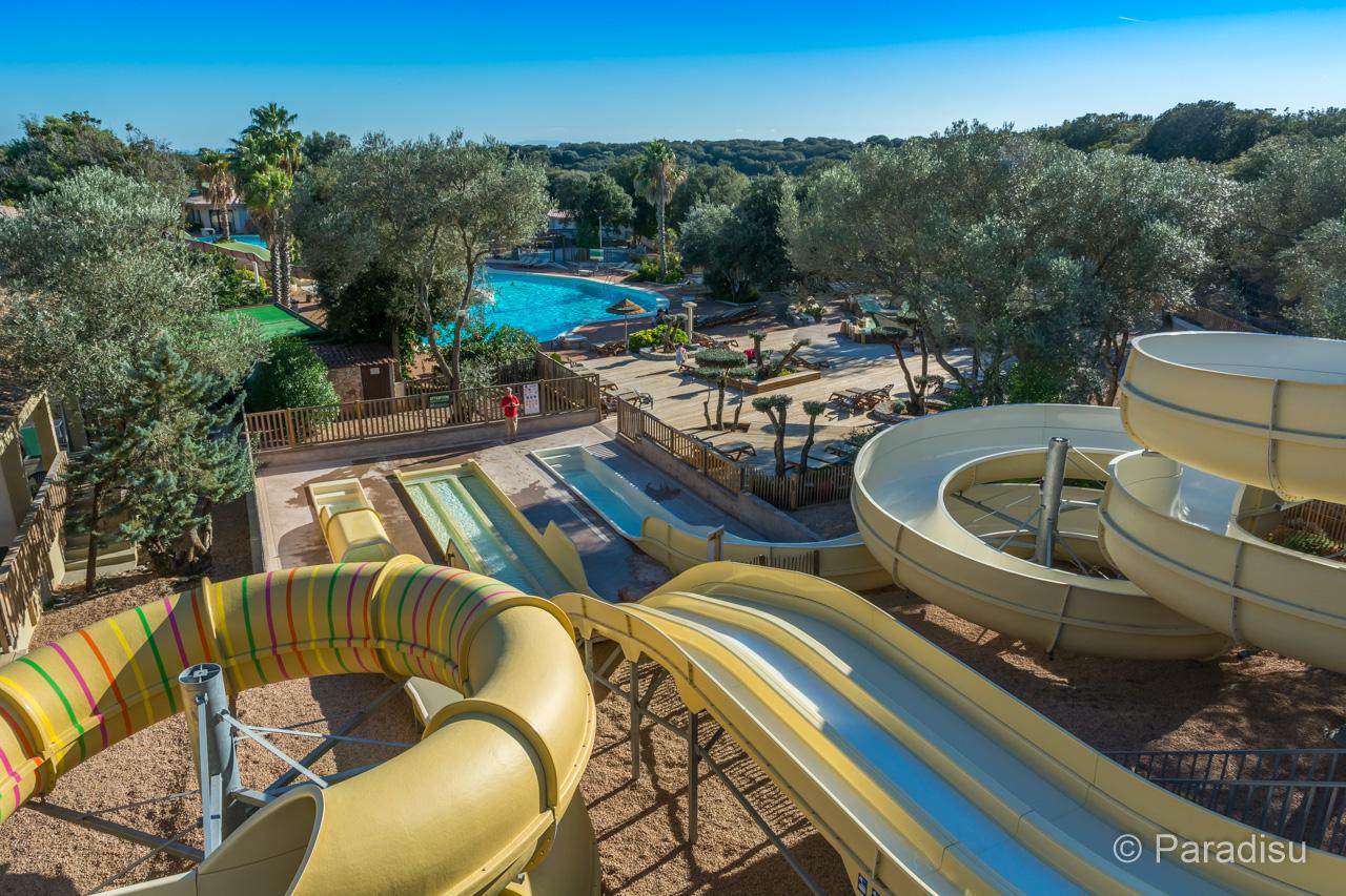 Camping En Corse 6 - Pertamina U Farniente Parc Aquatique