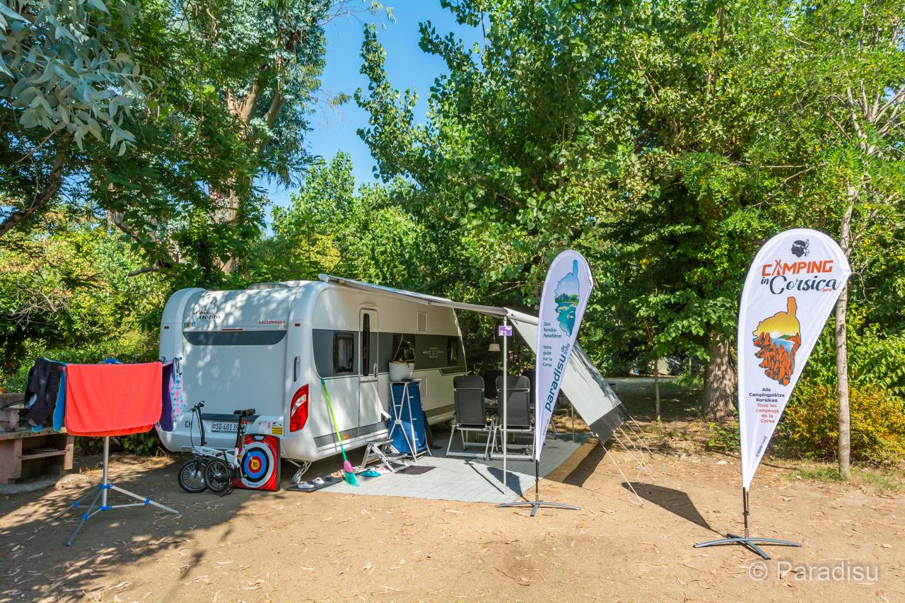 Camping En Corse - U Prunelli