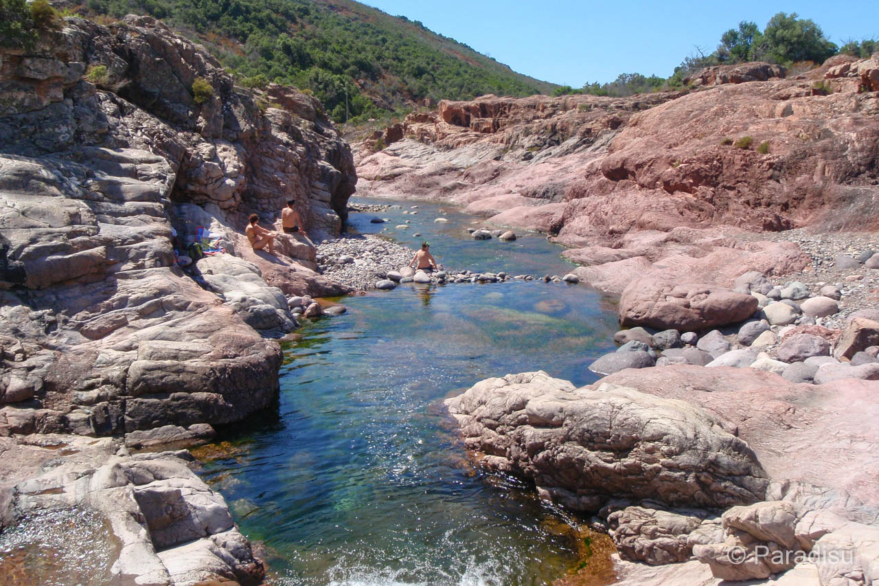 Fango Flusswanderung