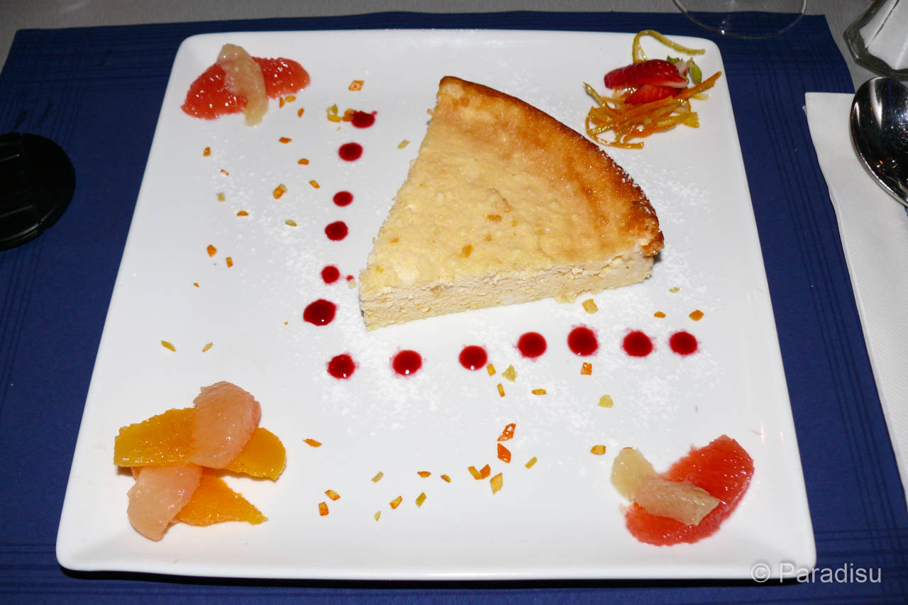 Fiadone - dessert corse