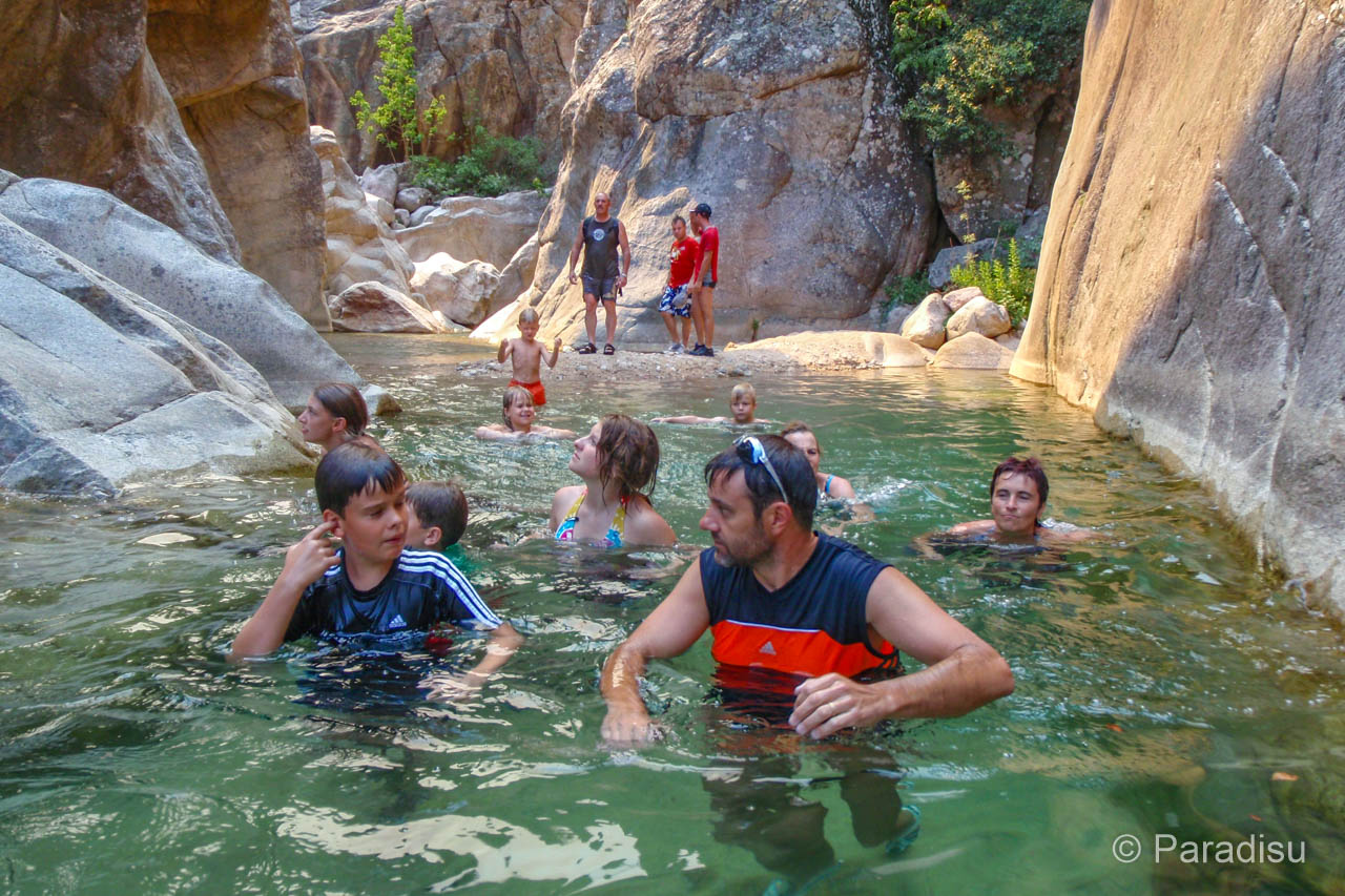 Familien-Flusswanderung