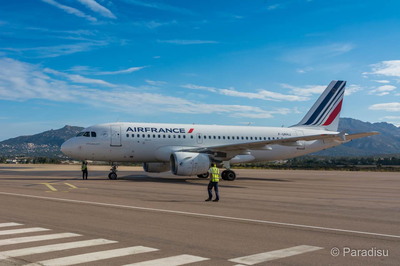 Flüge Nach Korsika Air France