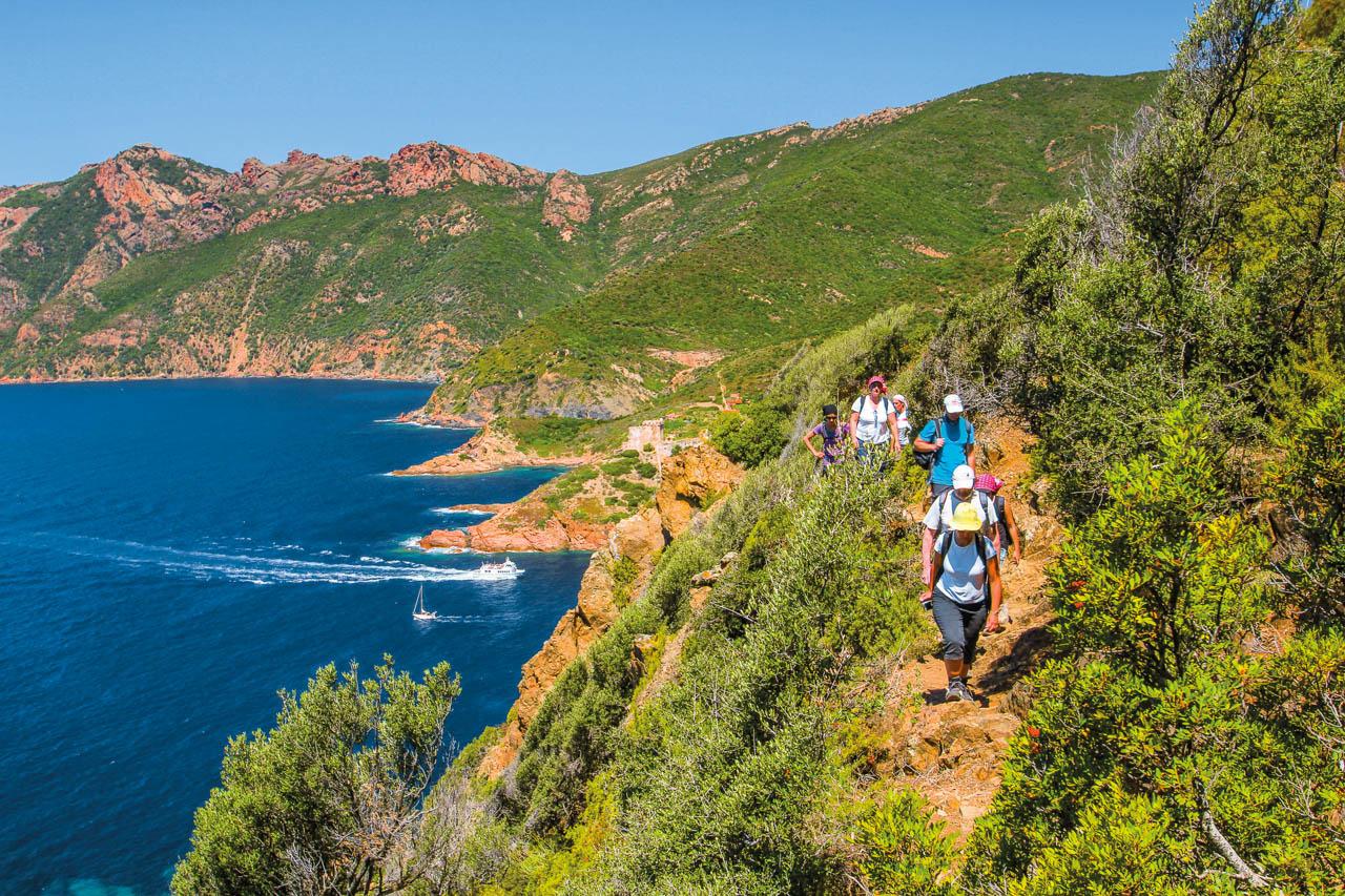 Geführte Wanderreise Korsika