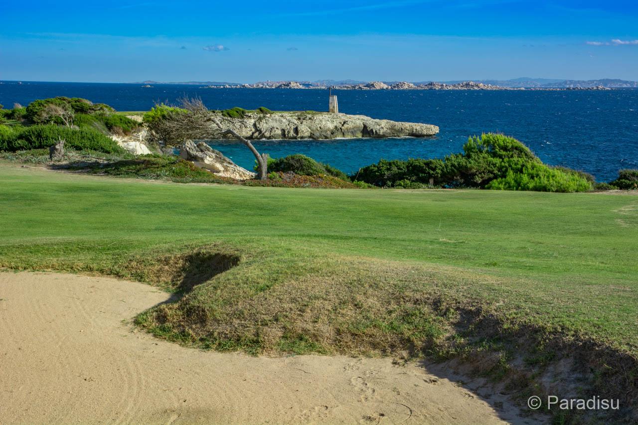 Golf auf Korsika