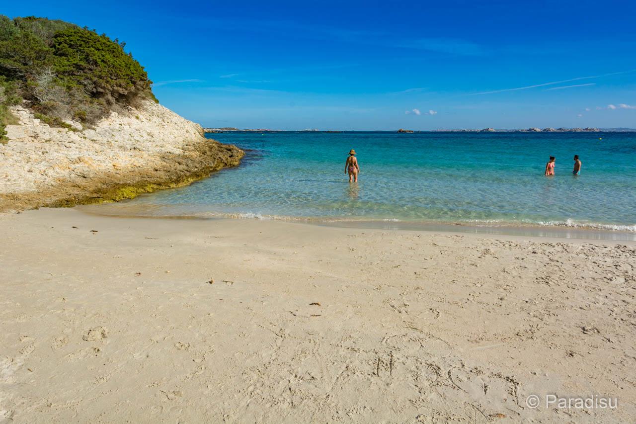 Kleiner Strand Von Sperone