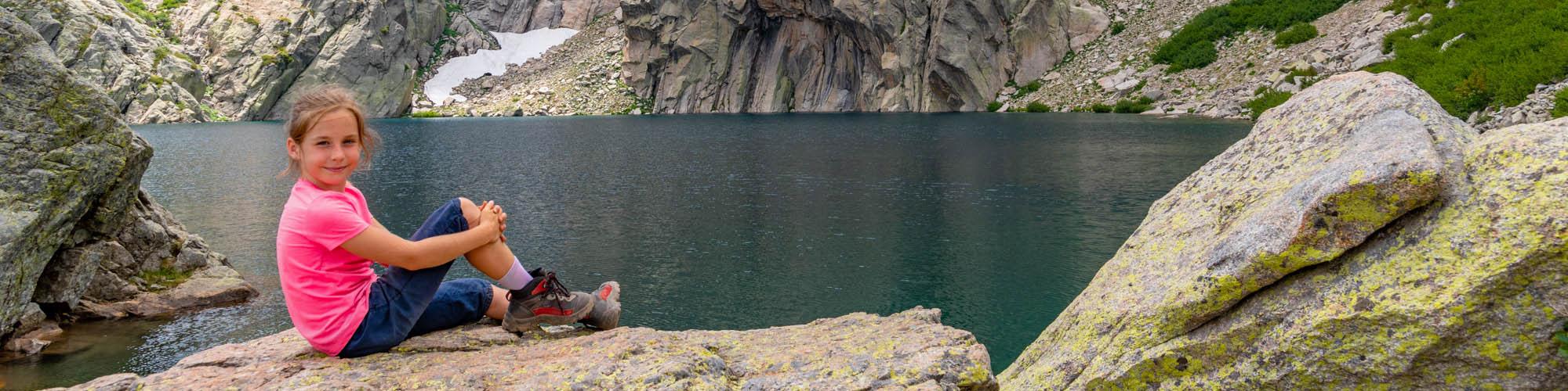Randonnée en Corse - Lac de Capitello