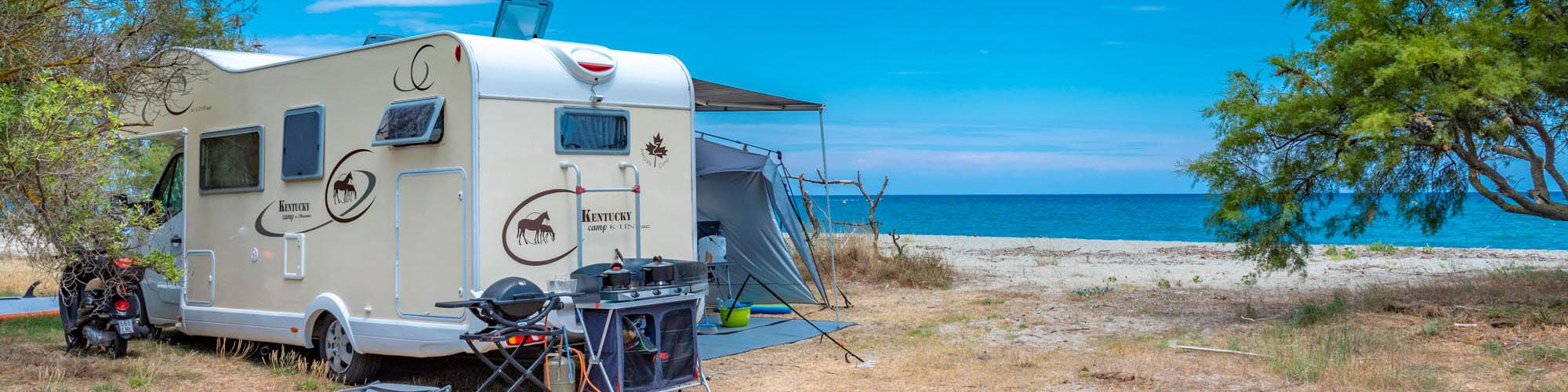 La Corse en camping-car
