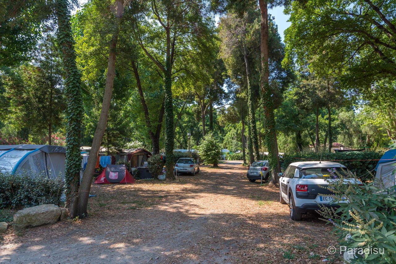 Korsika Camping Le Sagone Camping En Corse