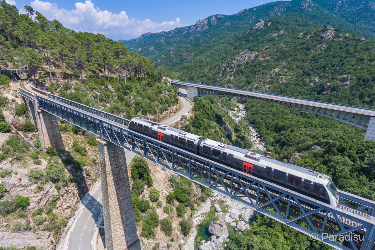 Korsische Eisenbahn