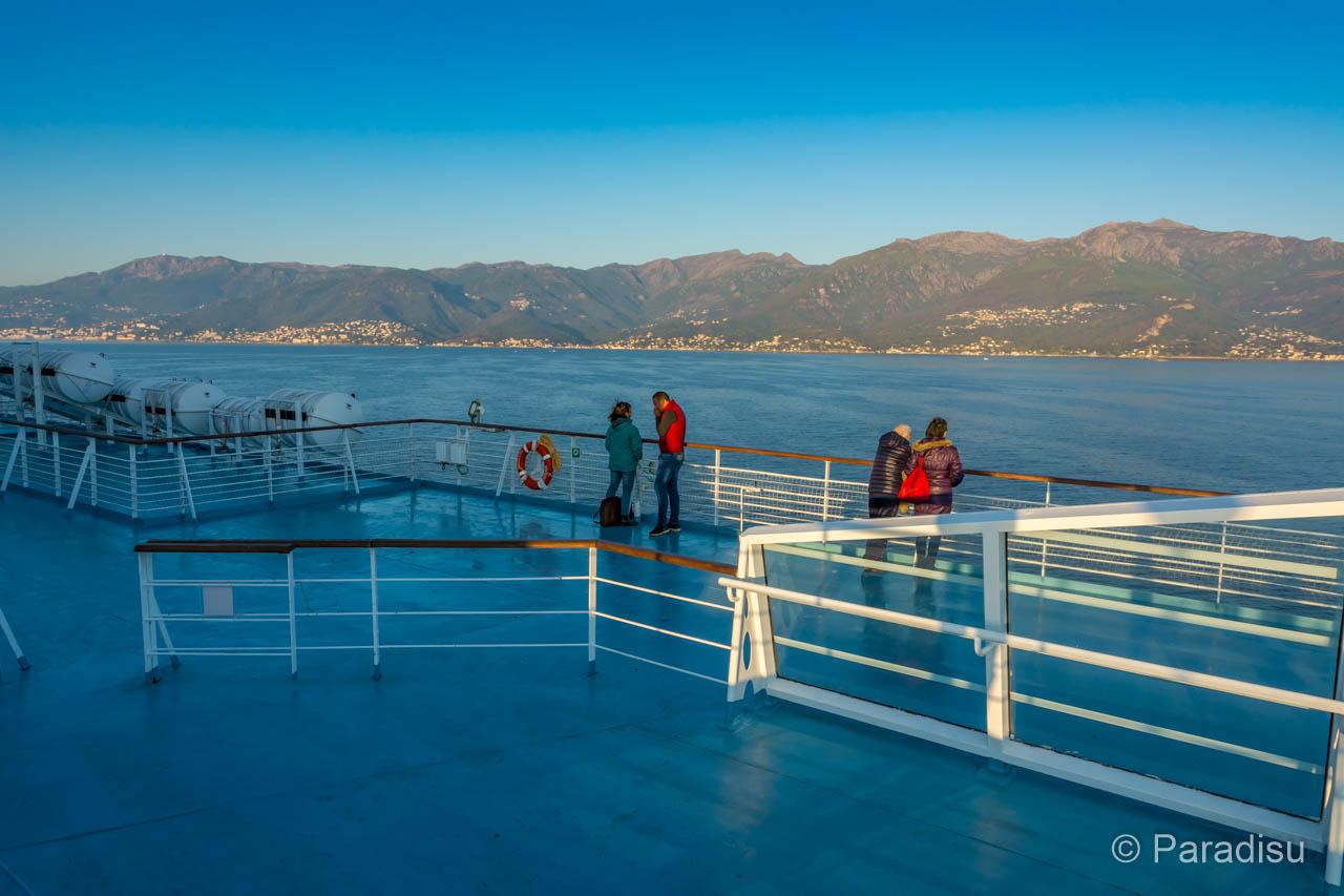 Korsika Fähre