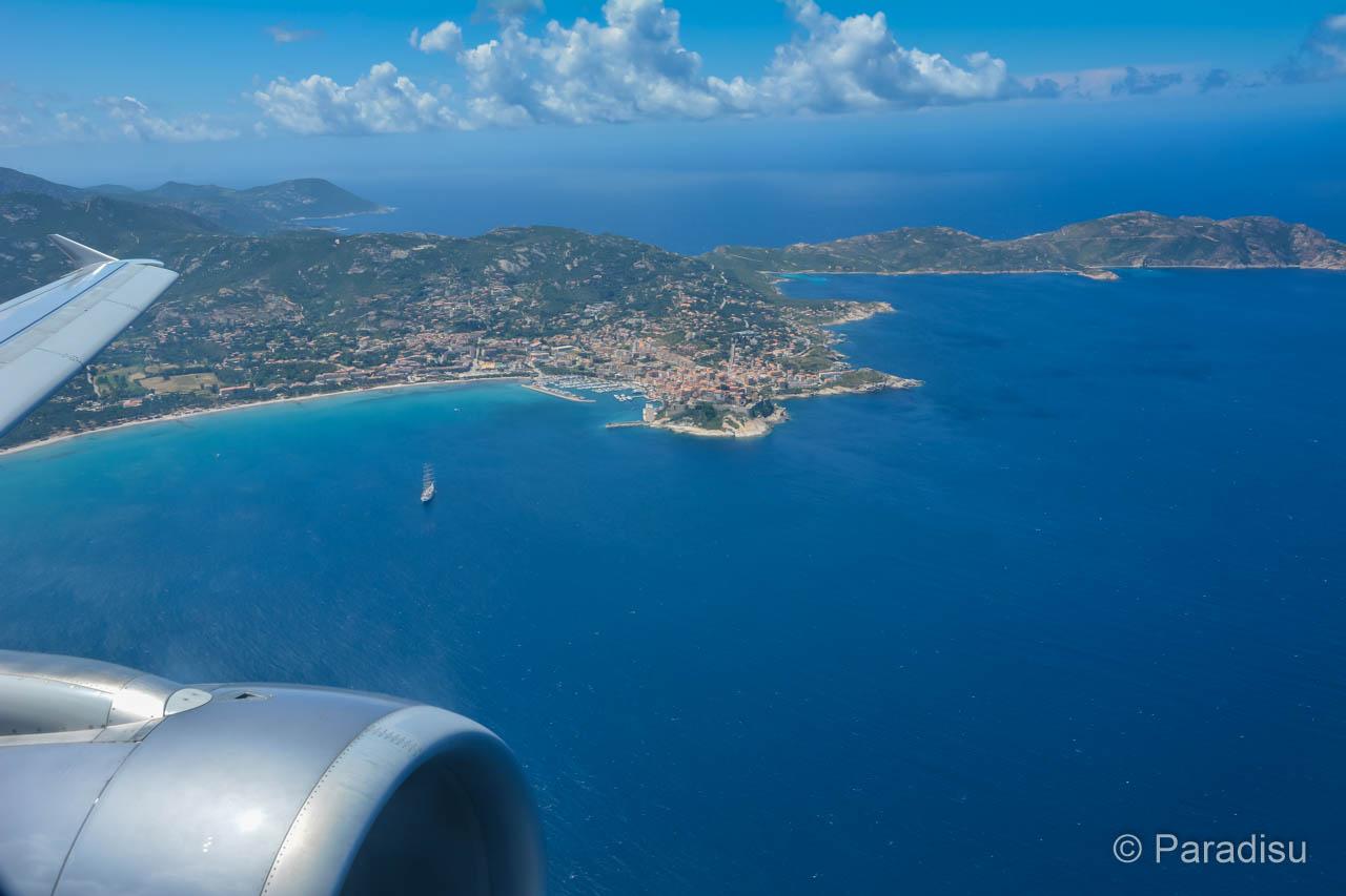 Korsika Flüge