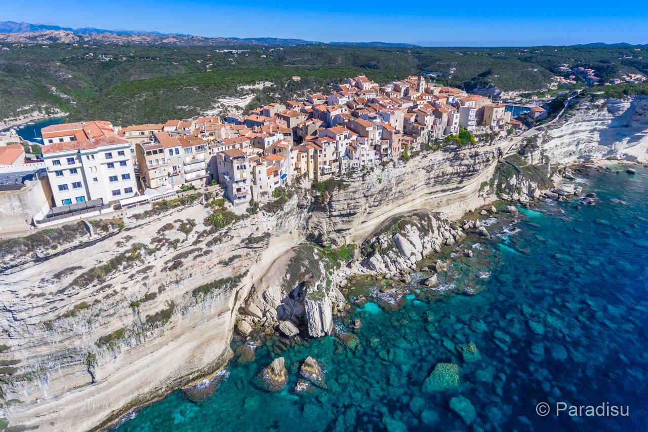Korsika Highlights Bonifacio