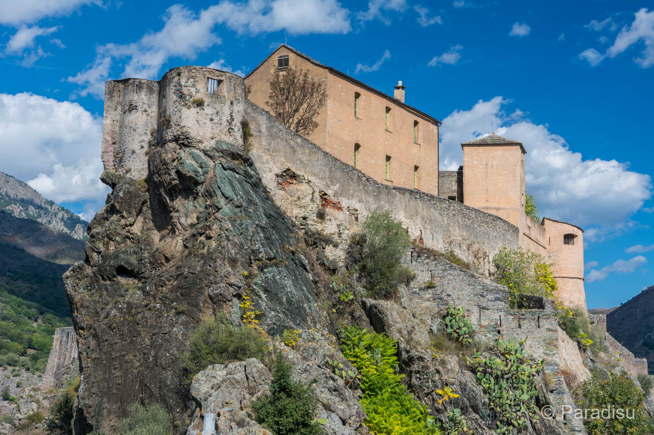 Korsika Highlights Corte