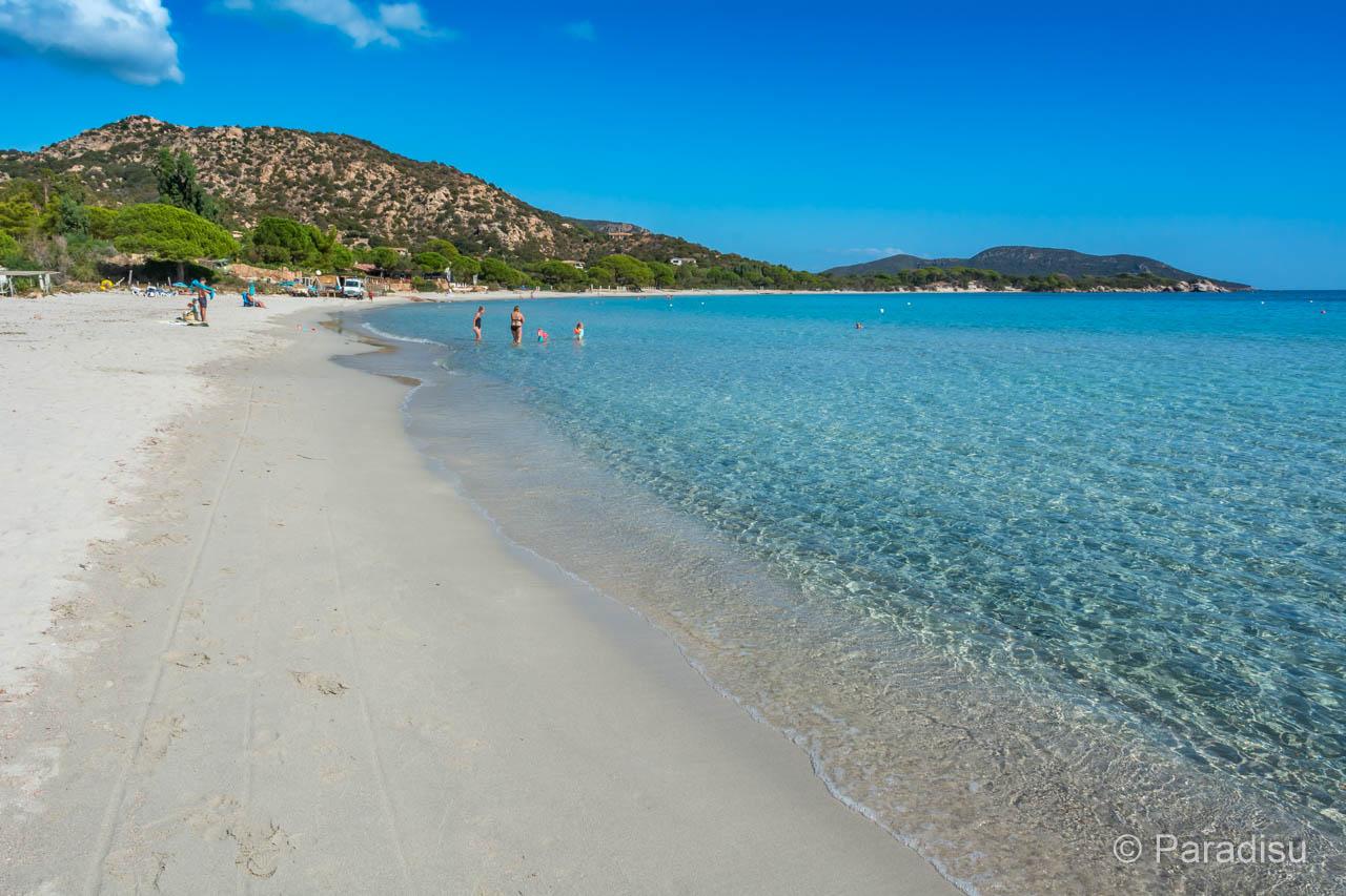 Korsika Highlights Strand von Palombaggia