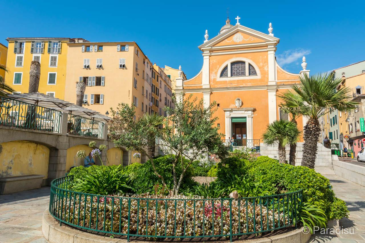 Kreuzfahrt Ajaccio Korsika