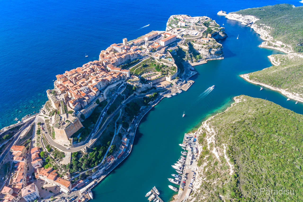 Korsika Rundreise Bonifacio