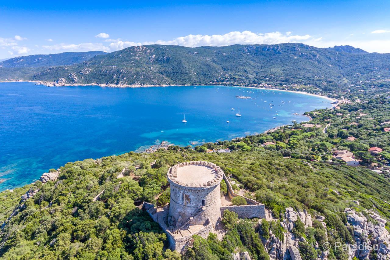 Korsika Rundreise Campomoro