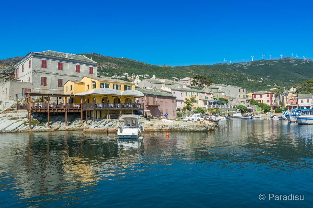 Korsika Rundreise Centuri