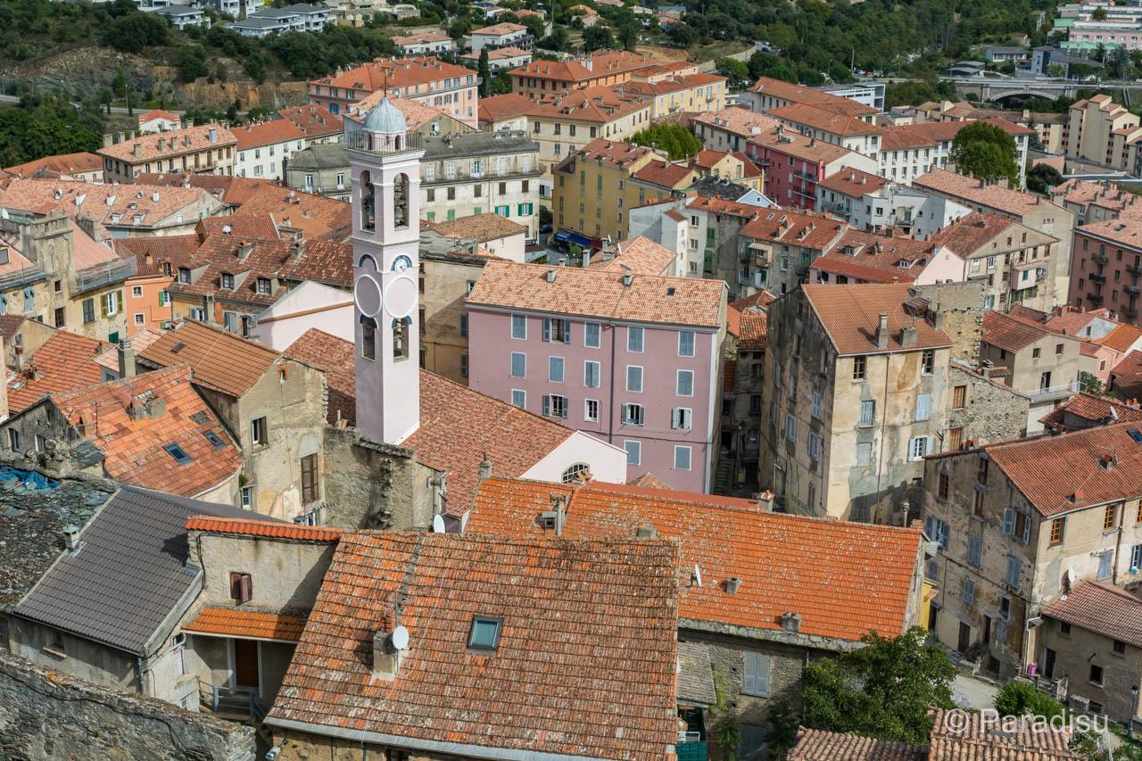 Korsika Rundreise Corte