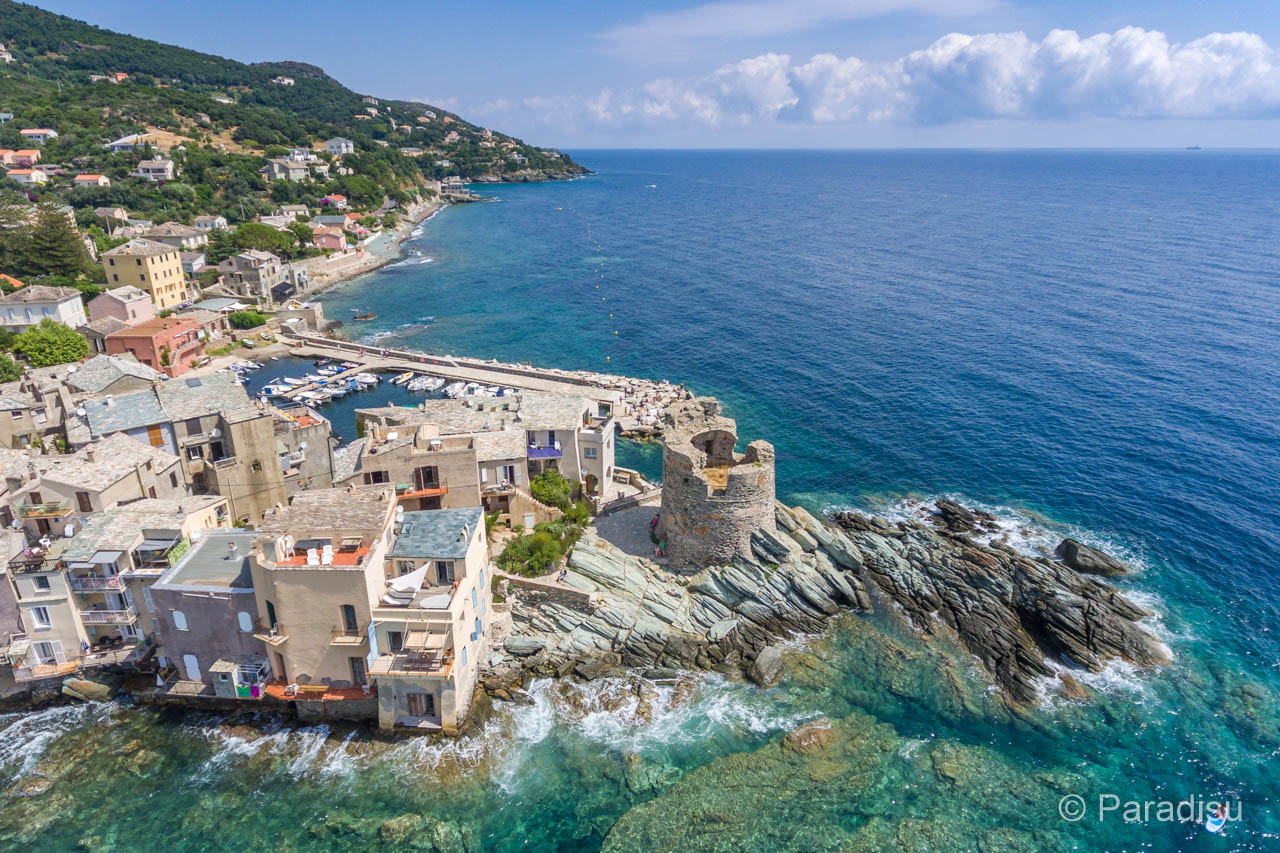 Korsika Rundreise Erbalunga