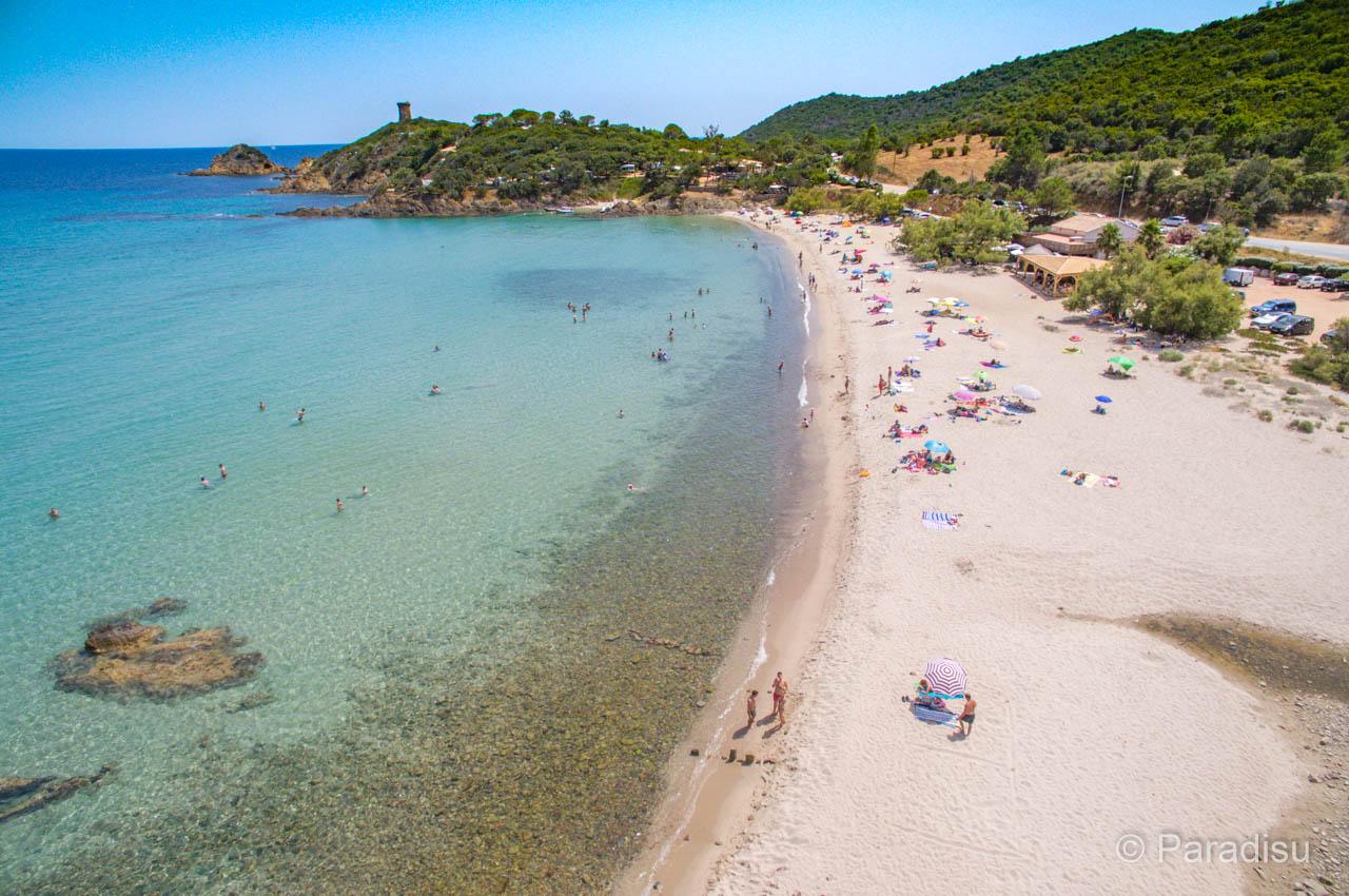 Korsika Rundreise Fautea