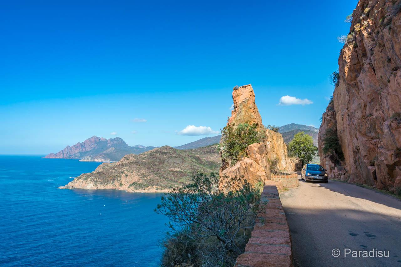 Korsika Rundreise Golf Von Porto