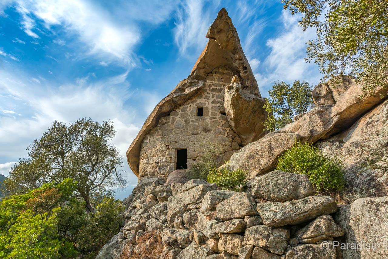 Korsika Rundreise Oriu Di Canni