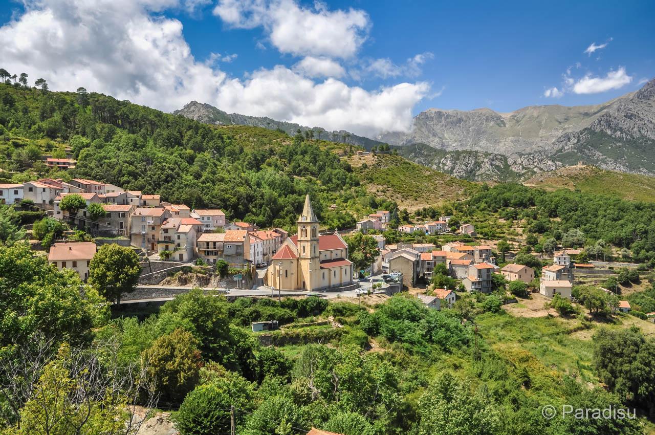 Korsika Rundreise Vivario