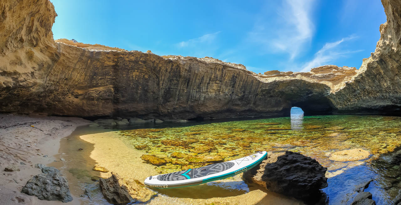 Le Stand up Paddle en Corse