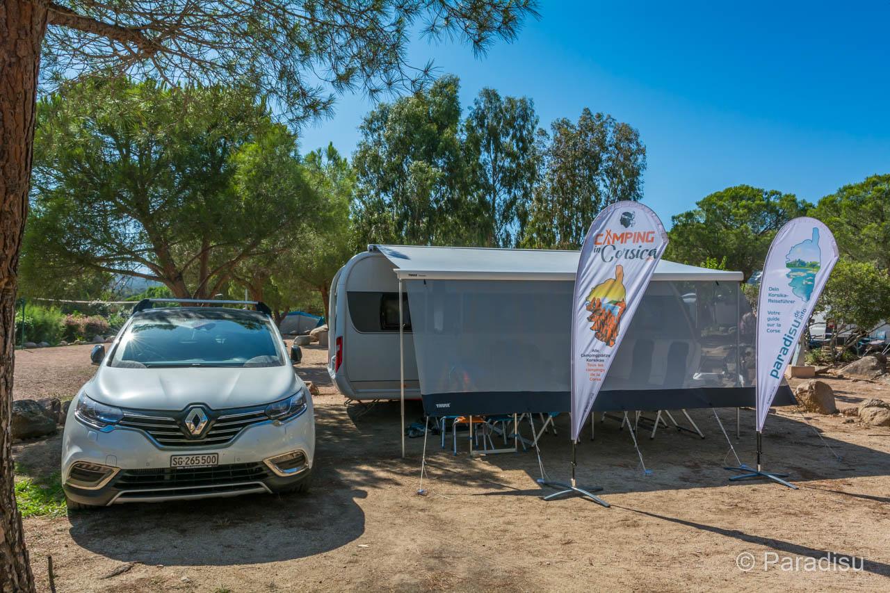 Korsika Mit Wohnwagen / La Corse En Caravane