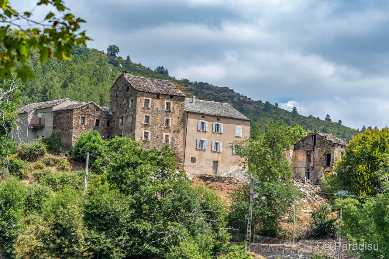 Morosaglia - Geburtsort Von Pasquale Paoli