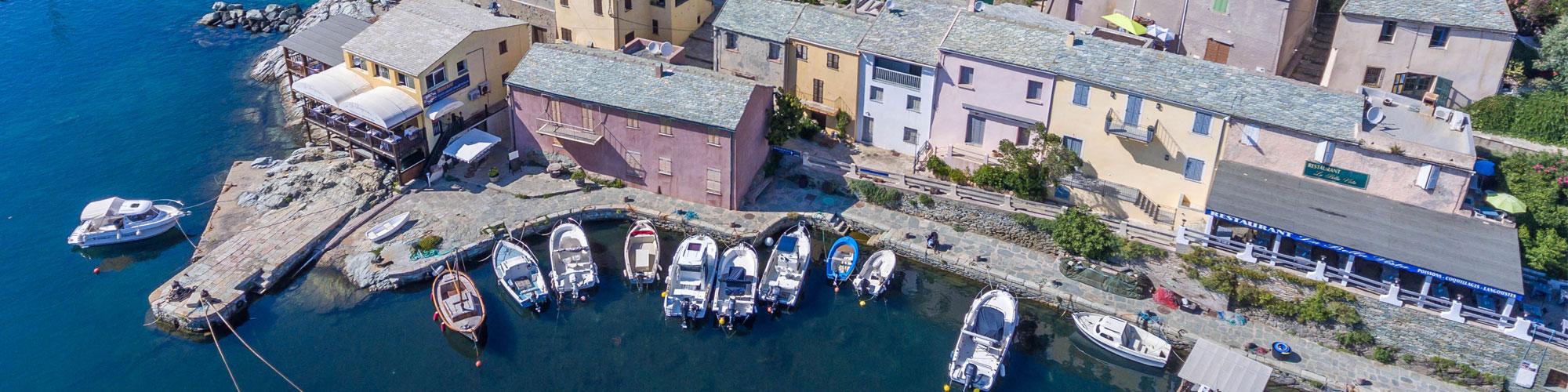Paradisu - Korsika - Corse - Centuri