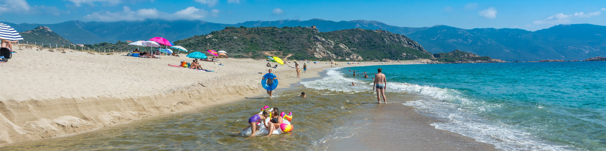 Paradisu - Korsika - Corse - Liamone