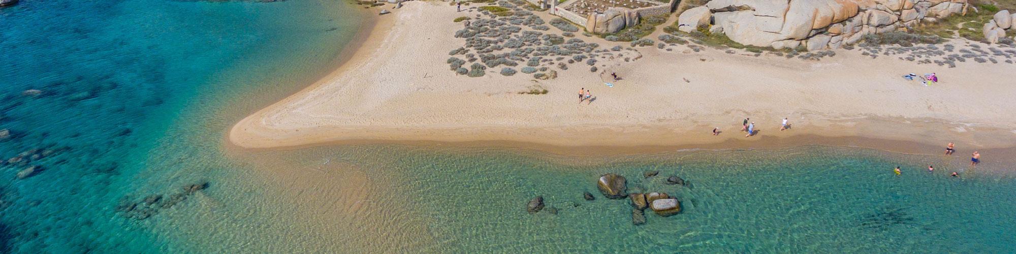 Korsika Lavezzi-Inseln