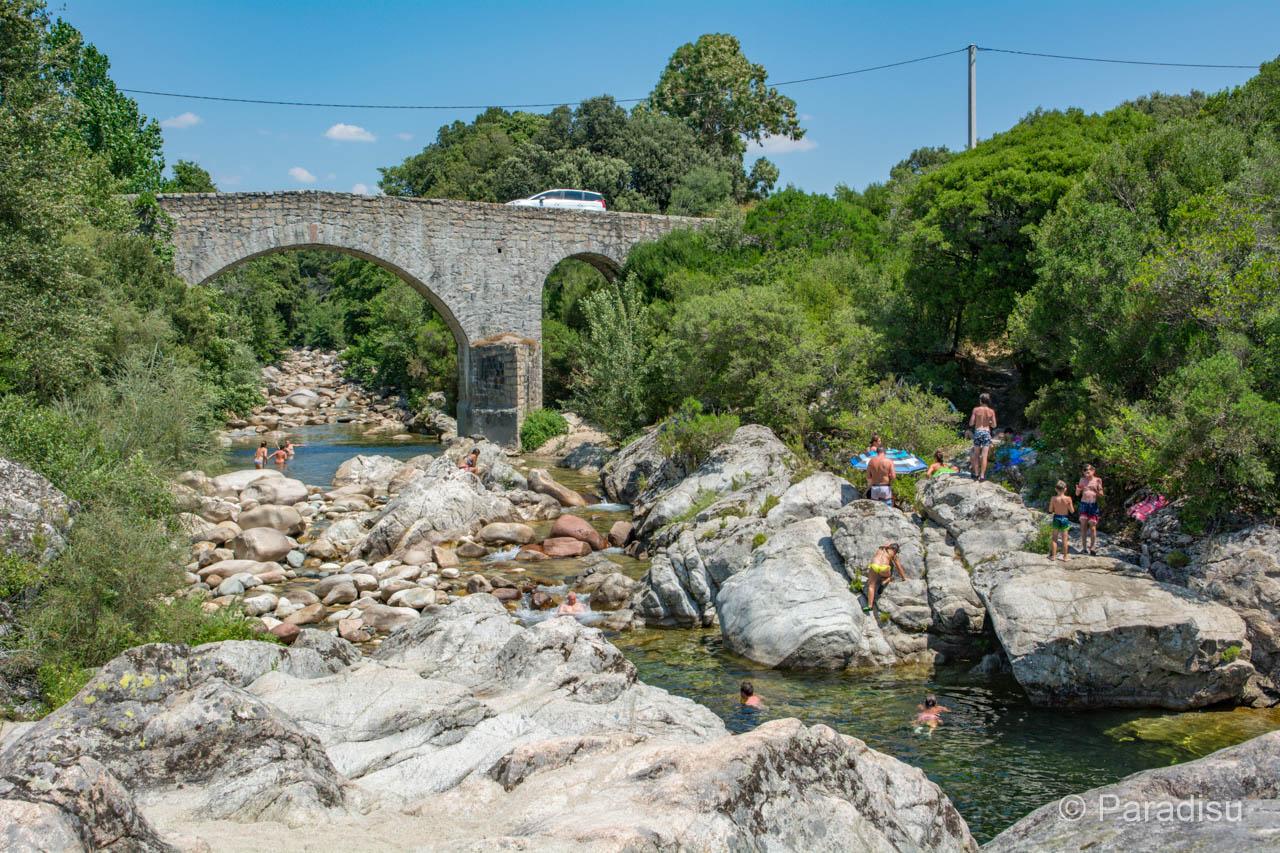 Brücke Nach Carbuccia