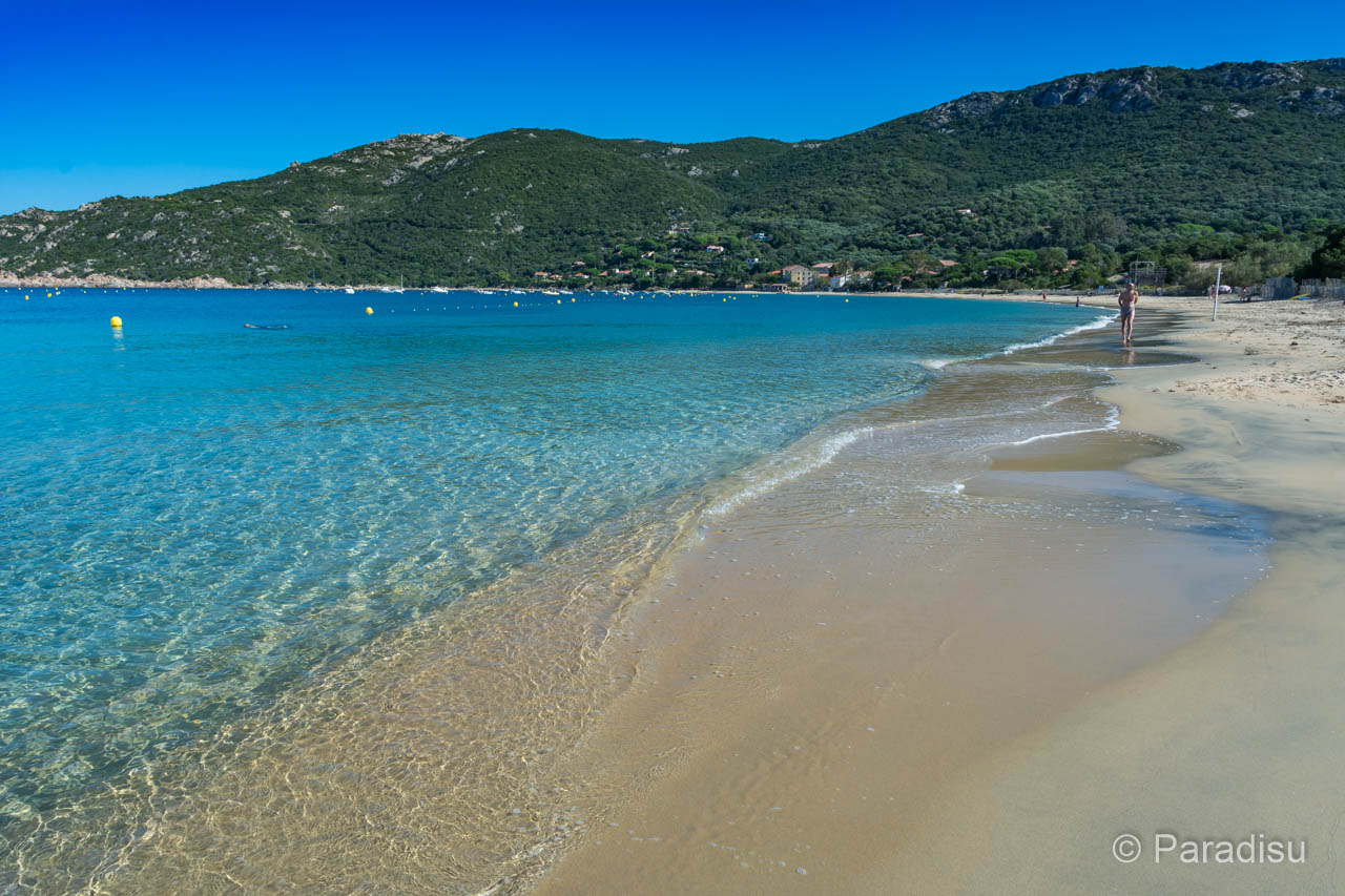 Strand Von Campomoro