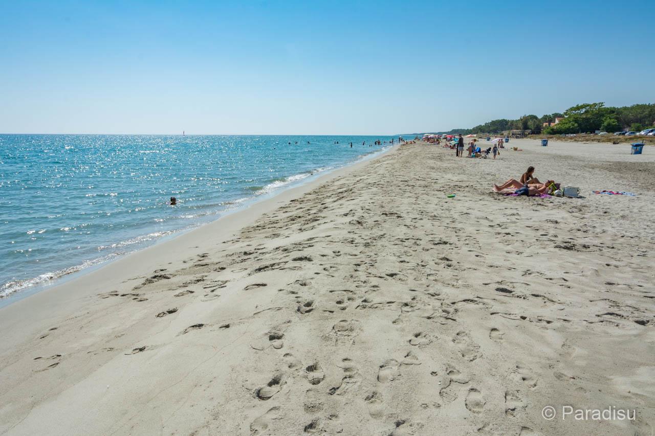 Strand Von Lido De La Marana