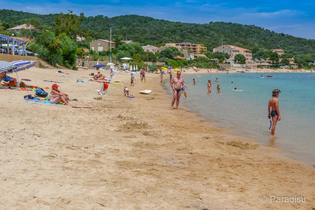 Strand Von Porto Pollo