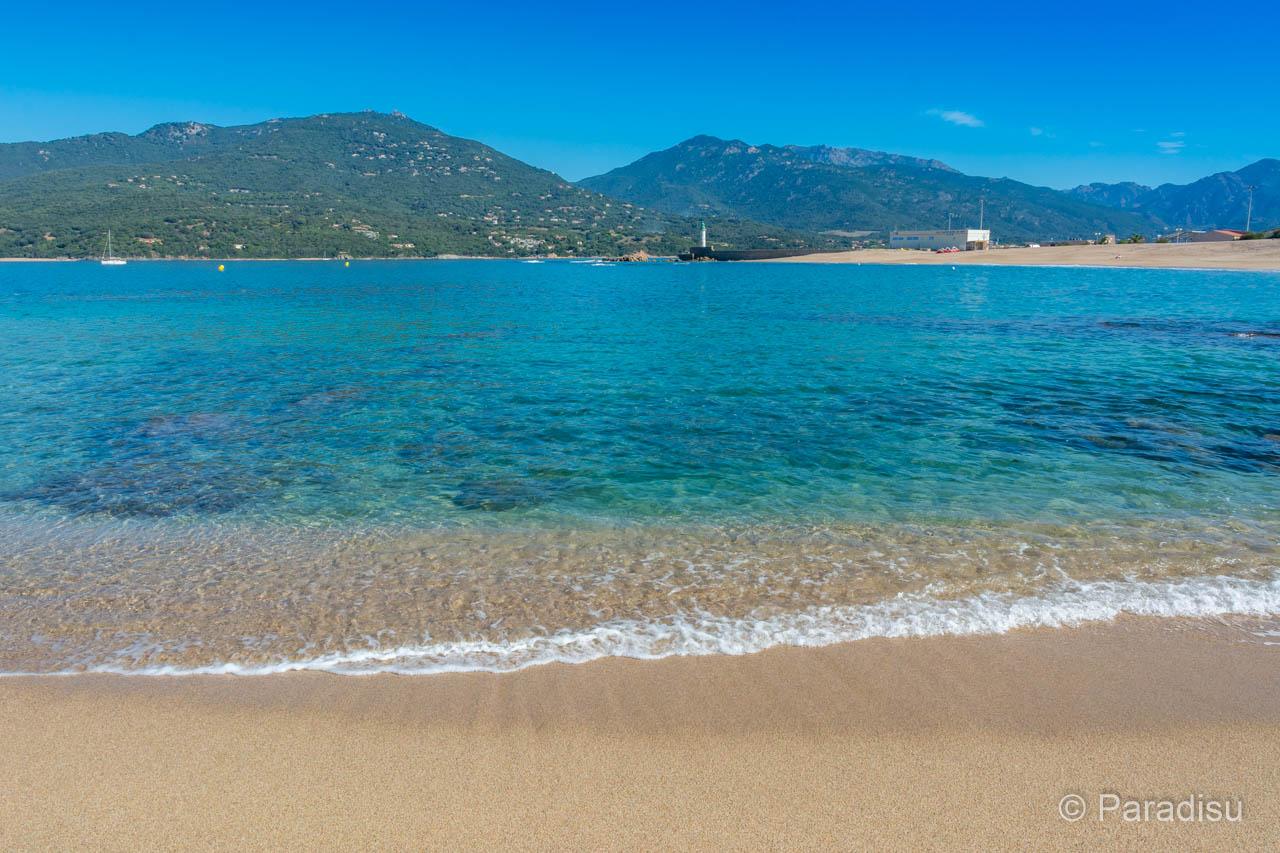 Strand Von Propriano / Plage De Lido