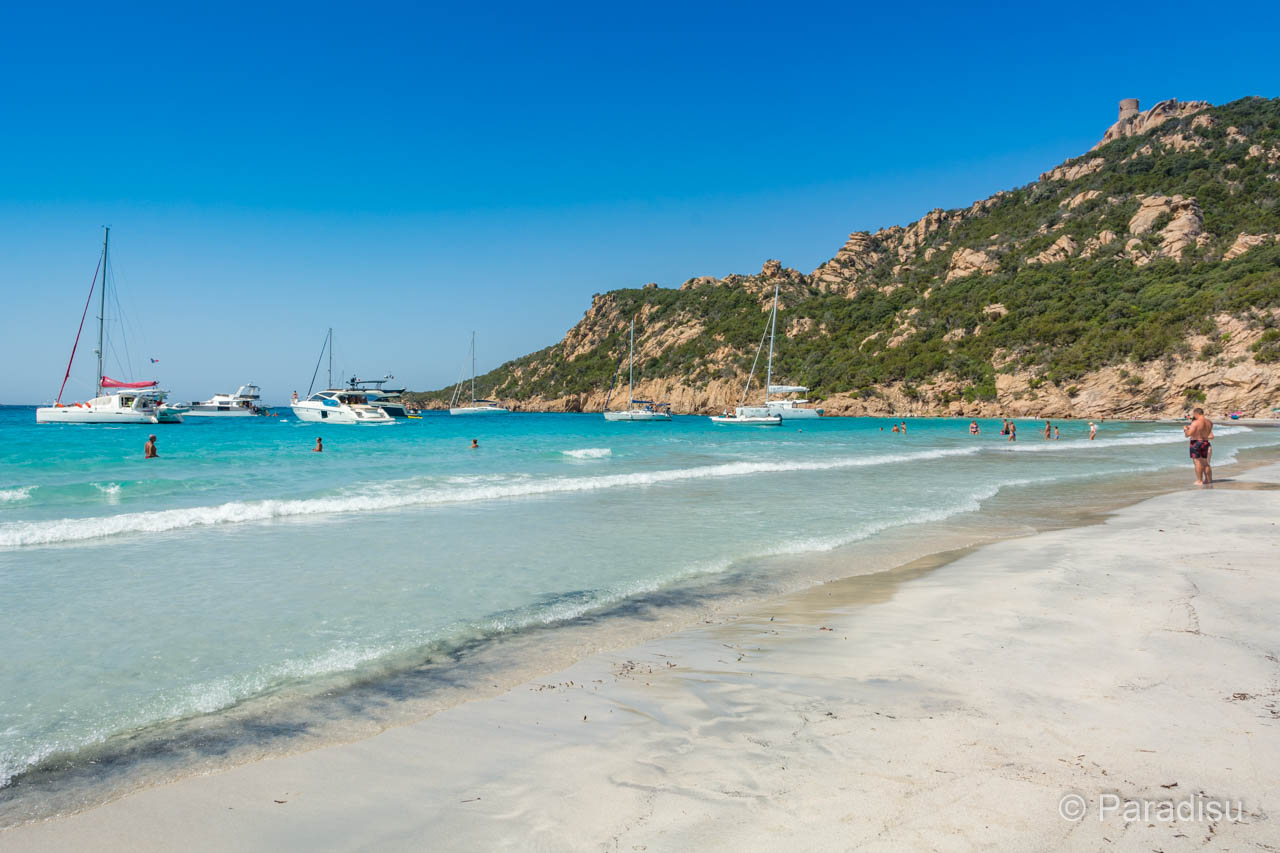 Strand Von Roccapina