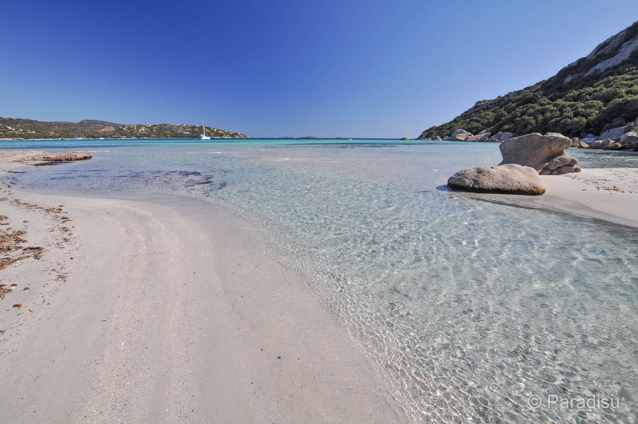 Strand Von Santa Giulia