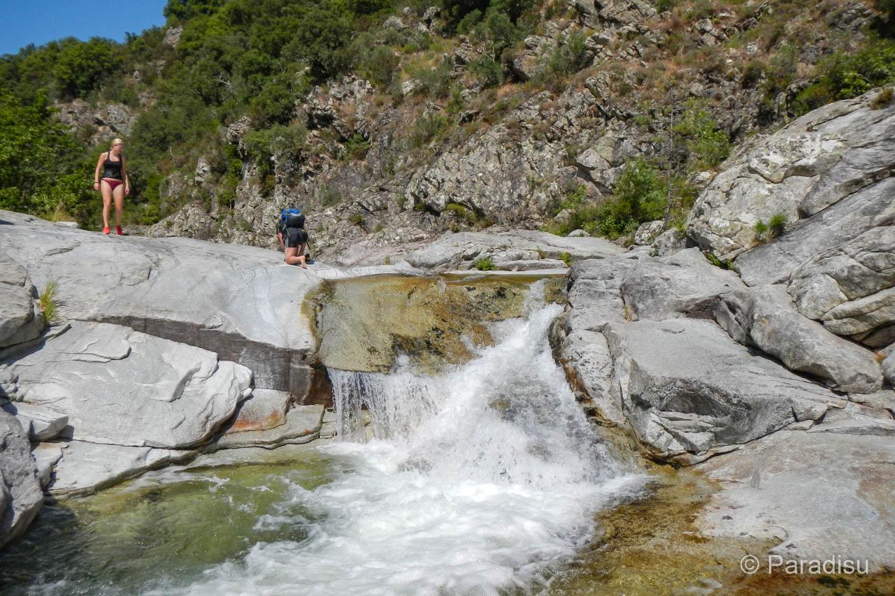 Flusswanderung Im Travo