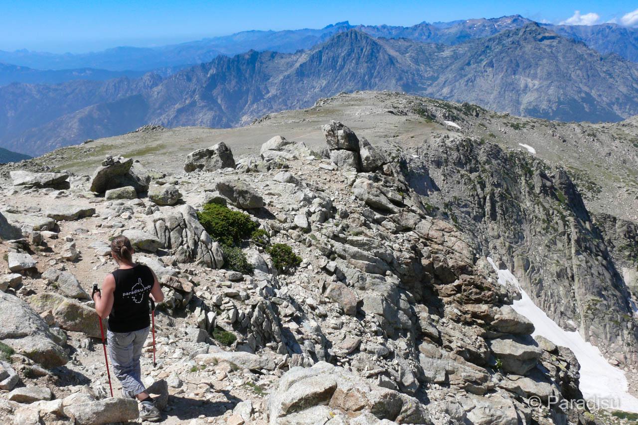 Les randonnées en Corse