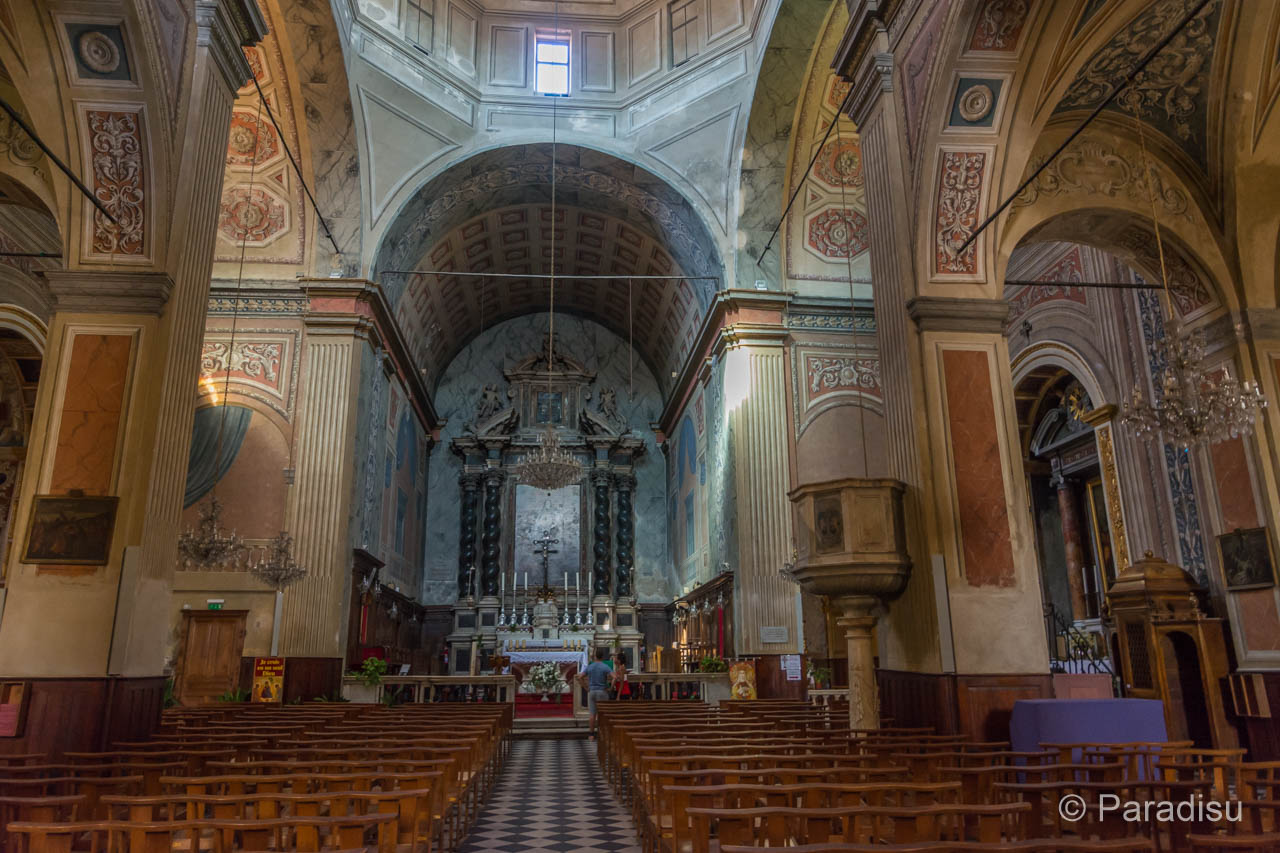 Ajaccio - Kathedrale Notre-Dame-de-l'Assomption