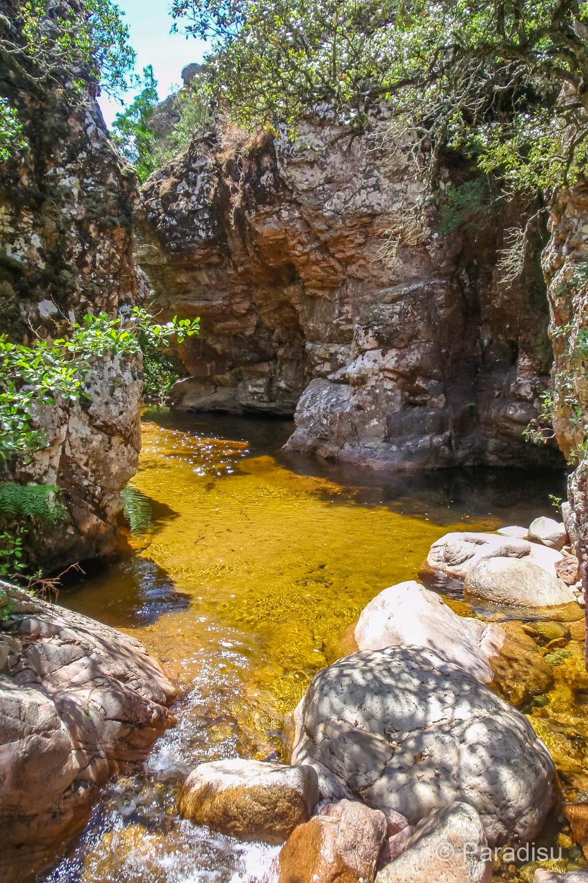 Baraci Fluss