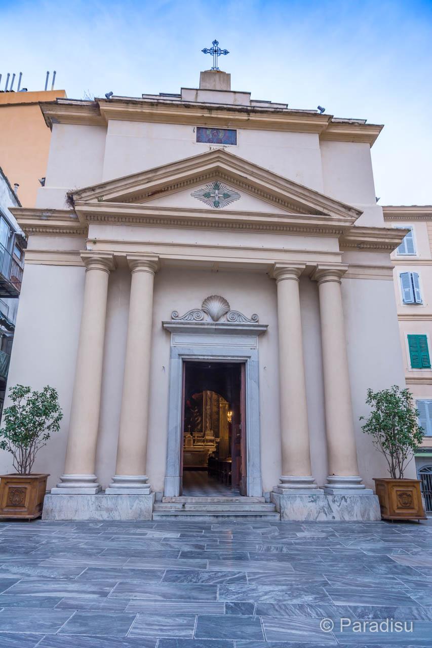 Bastia Oratoire Saint Roch