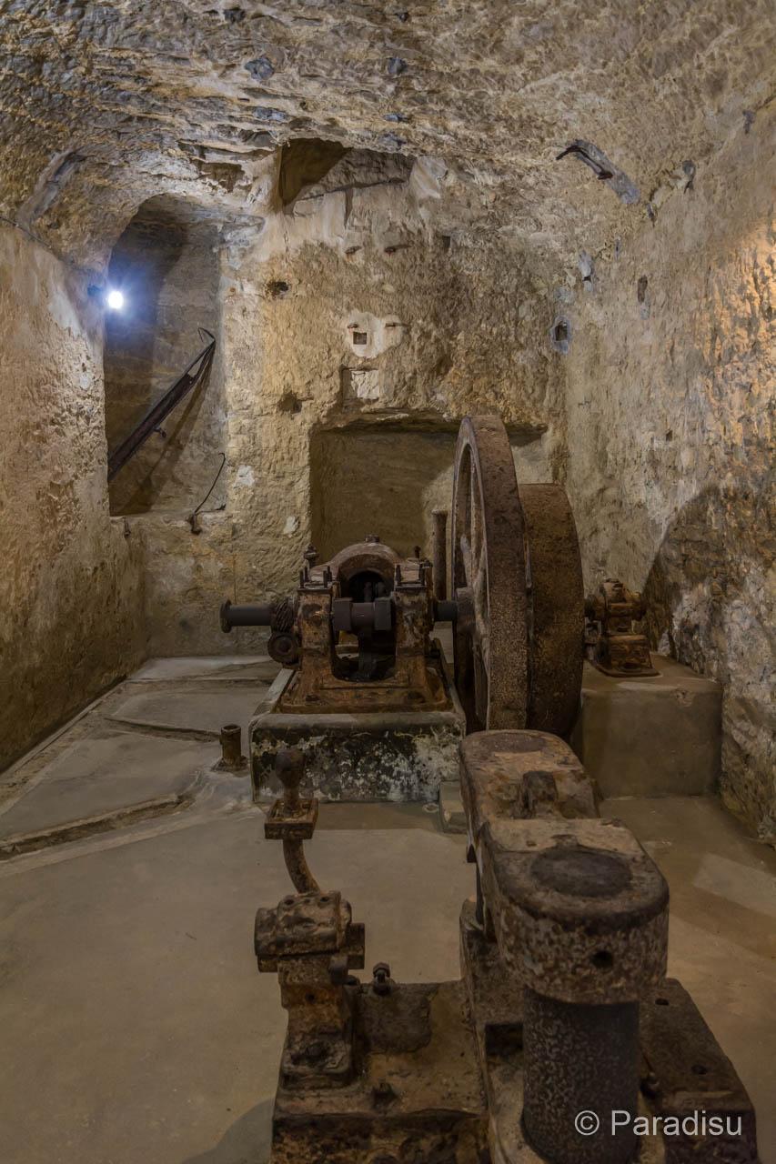 Bonifacio Caverne Du Gouvernail