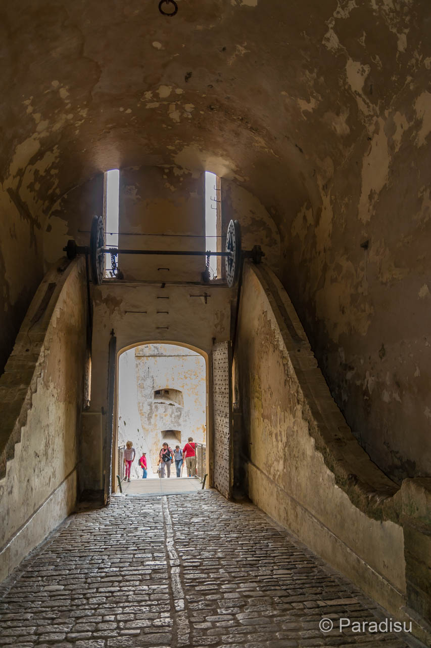 Bonifacio Porte De Gênes