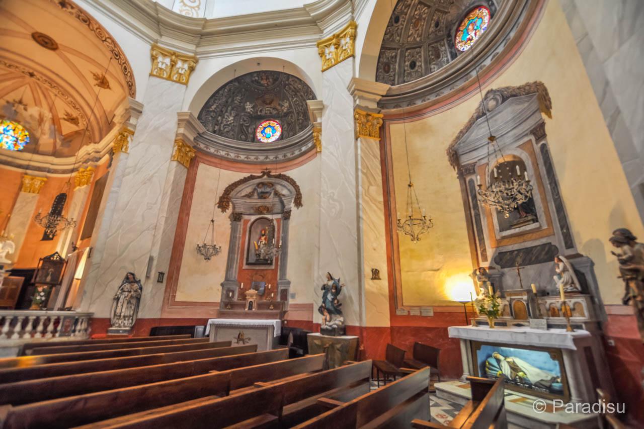 Calvi - Kirche Sainte-Marie-Majeure